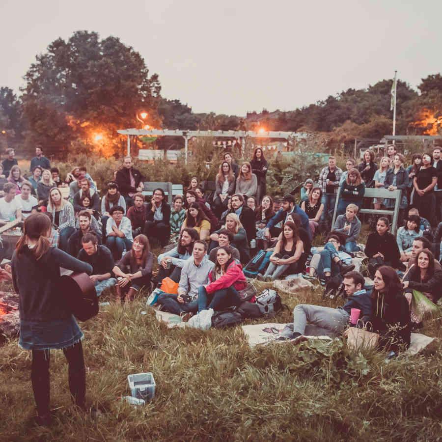 Campfire Club 4 © Owen Tetley