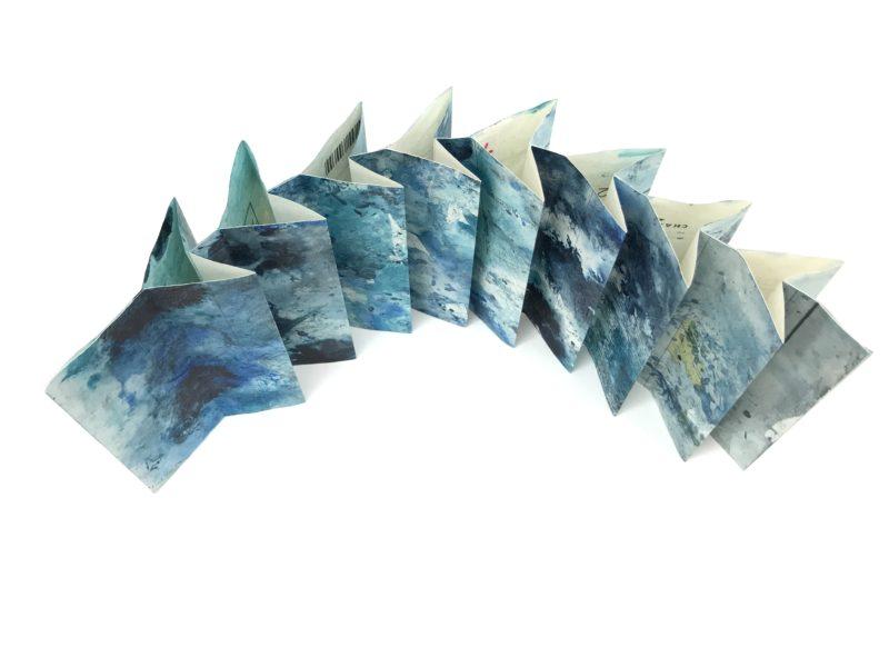 Sea Chart In Fishfold
